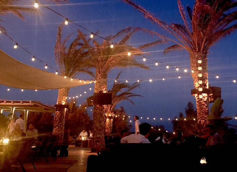 VIP access events in Mykonos